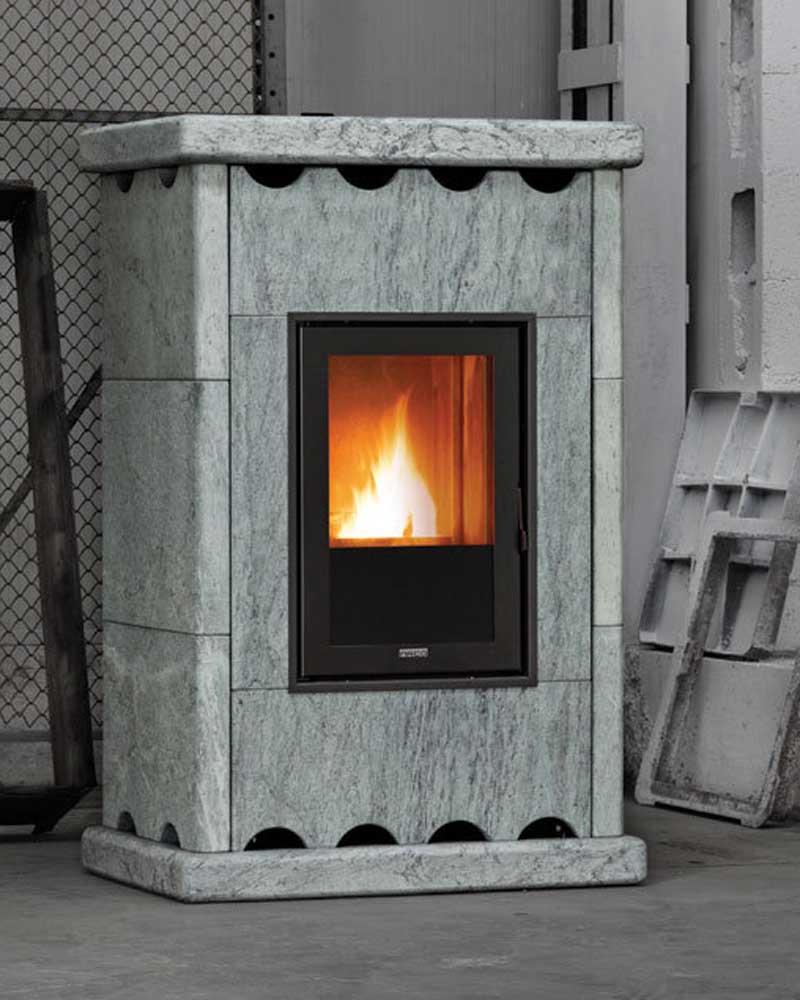 mcz speckstein pellet fen holzofen pelletofen heizung kochherd ofenwelten k blis. Black Bedroom Furniture Sets. Home Design Ideas