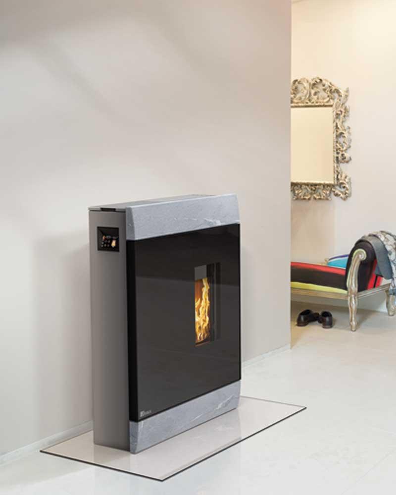 rika holzofen pelletofen heizung kochherd. Black Bedroom Furniture Sets. Home Design Ideas